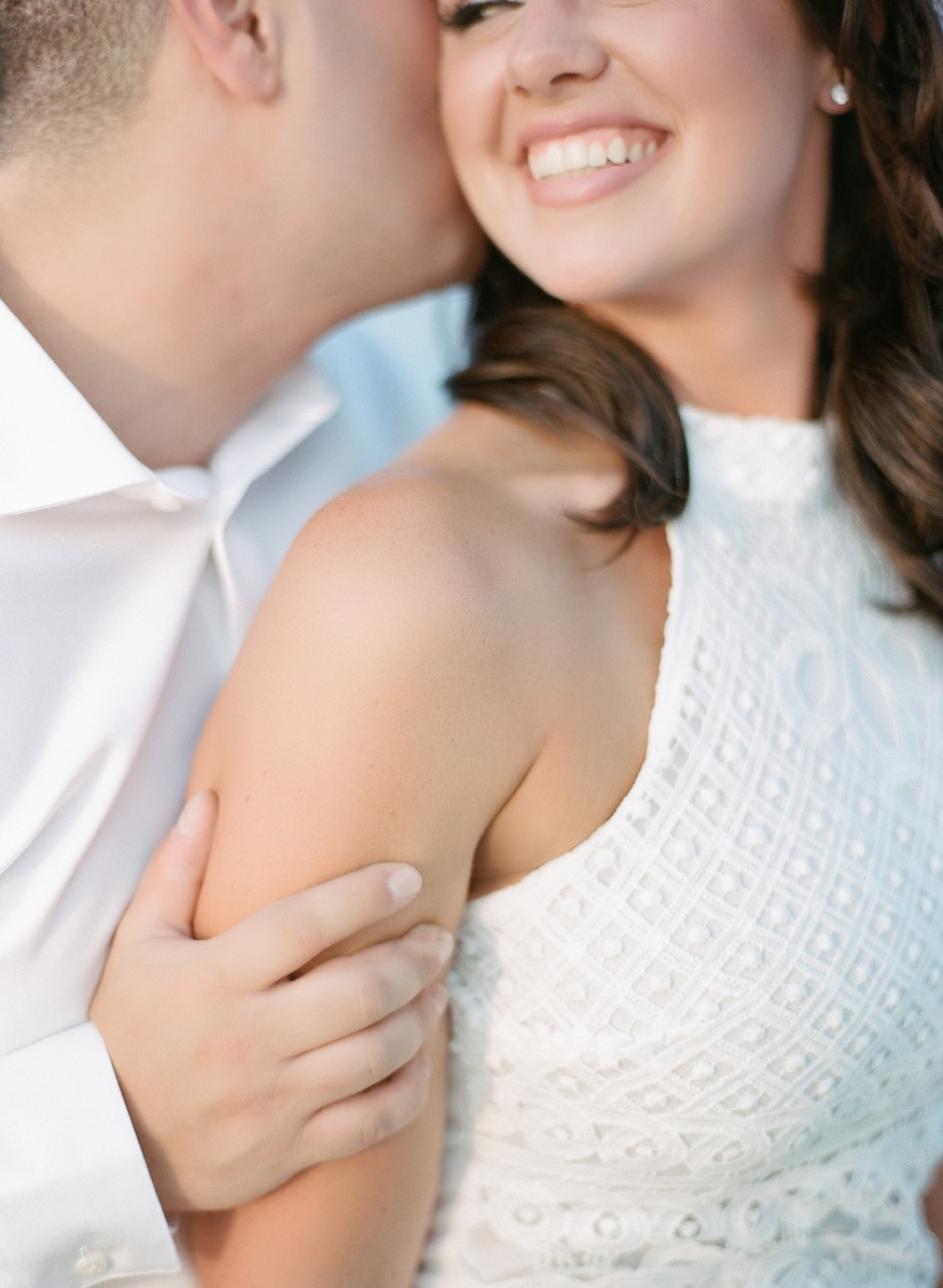 Azimut yacht engagement session in Long Island, NY.