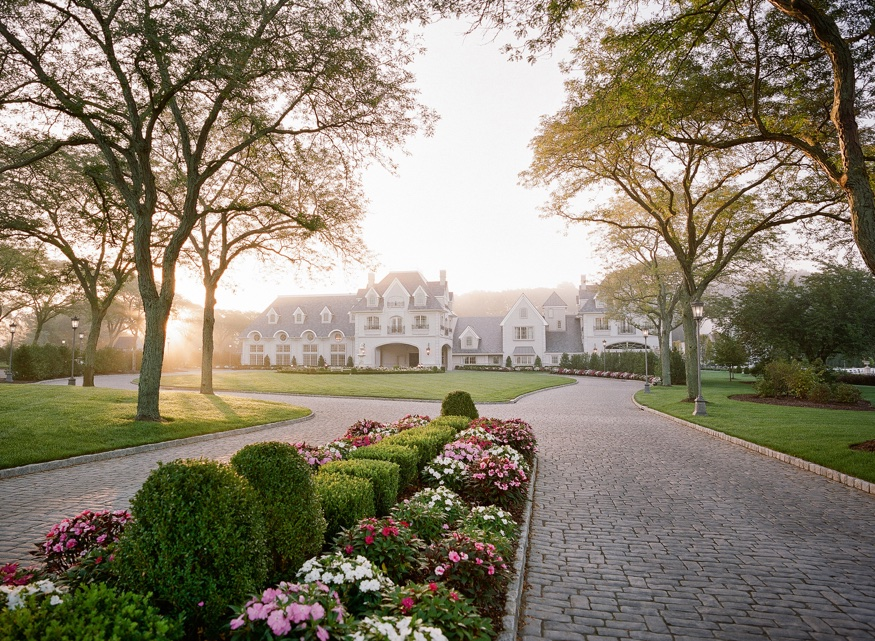 Wedding at The Park Chateau in New Jersey.