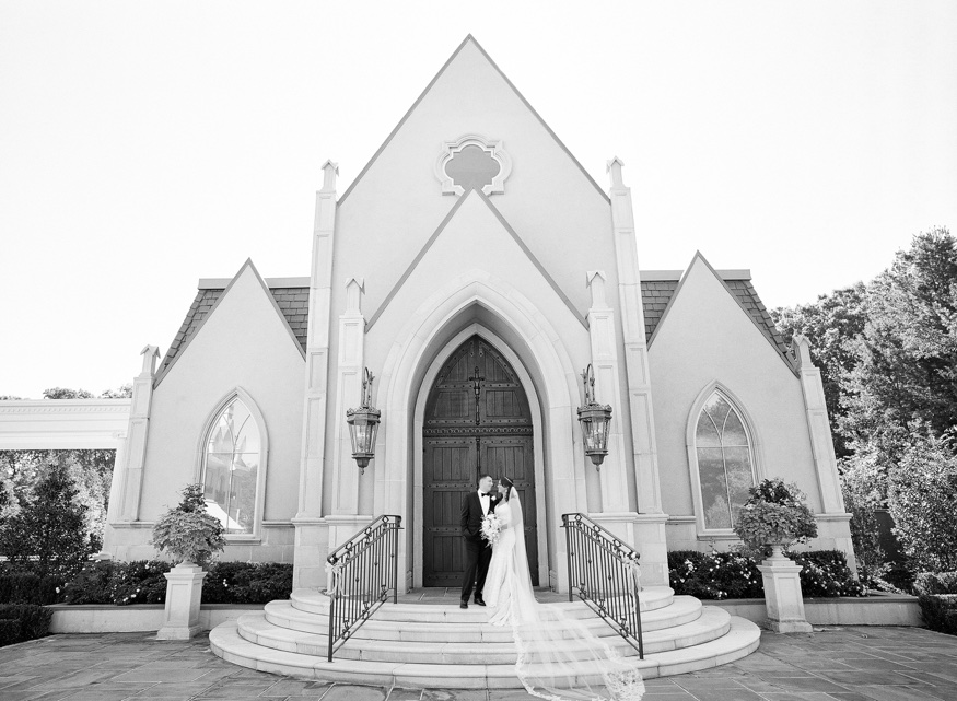 Wedding chapel at the Park Chateau.