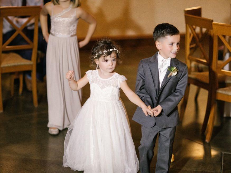 Reception at Fall wedding at Knowlton Mansion.