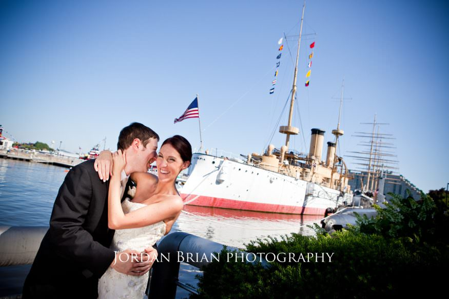 jordan brian photography, wedding photography, portrait photography, philadelphia wedding photography, new jersey wedding photography , south jersey wedding photography, maryland wedding photography, delaware wedding photography, Philadelphia, seaport museum, independence seaport museum, Bride and Groom