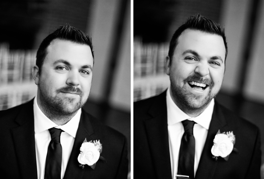 Groom portraits at the Brandywine Manor House wedding.