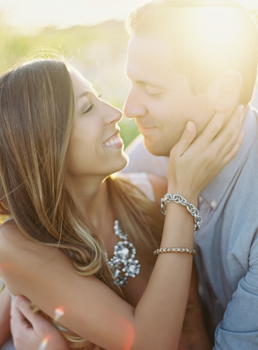 Cape May engagement session.