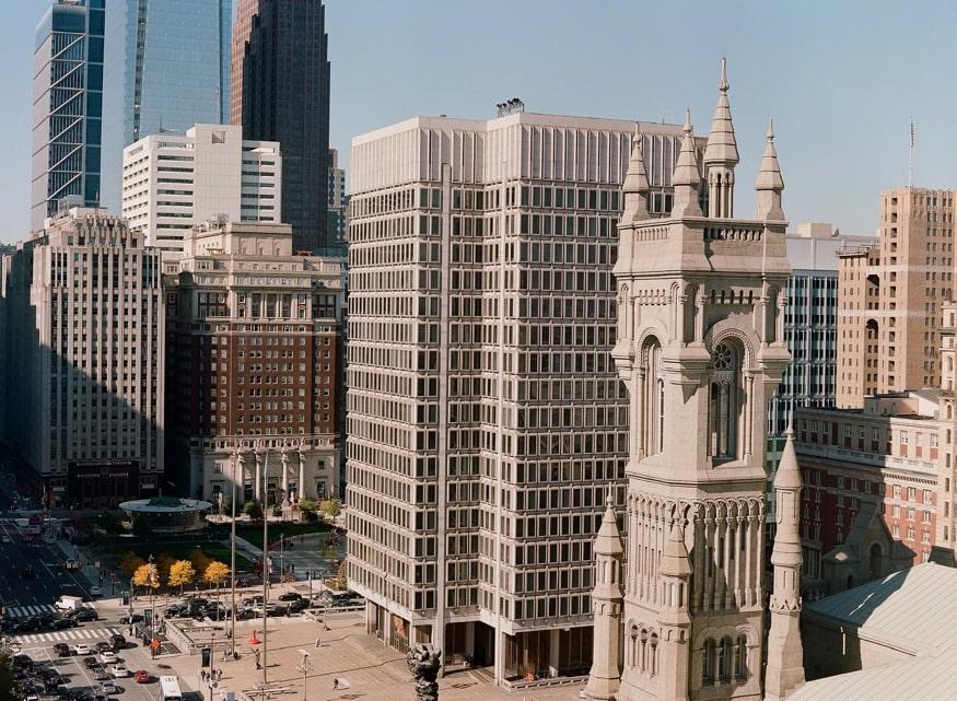 The Notary Hotel in Philadelphia.