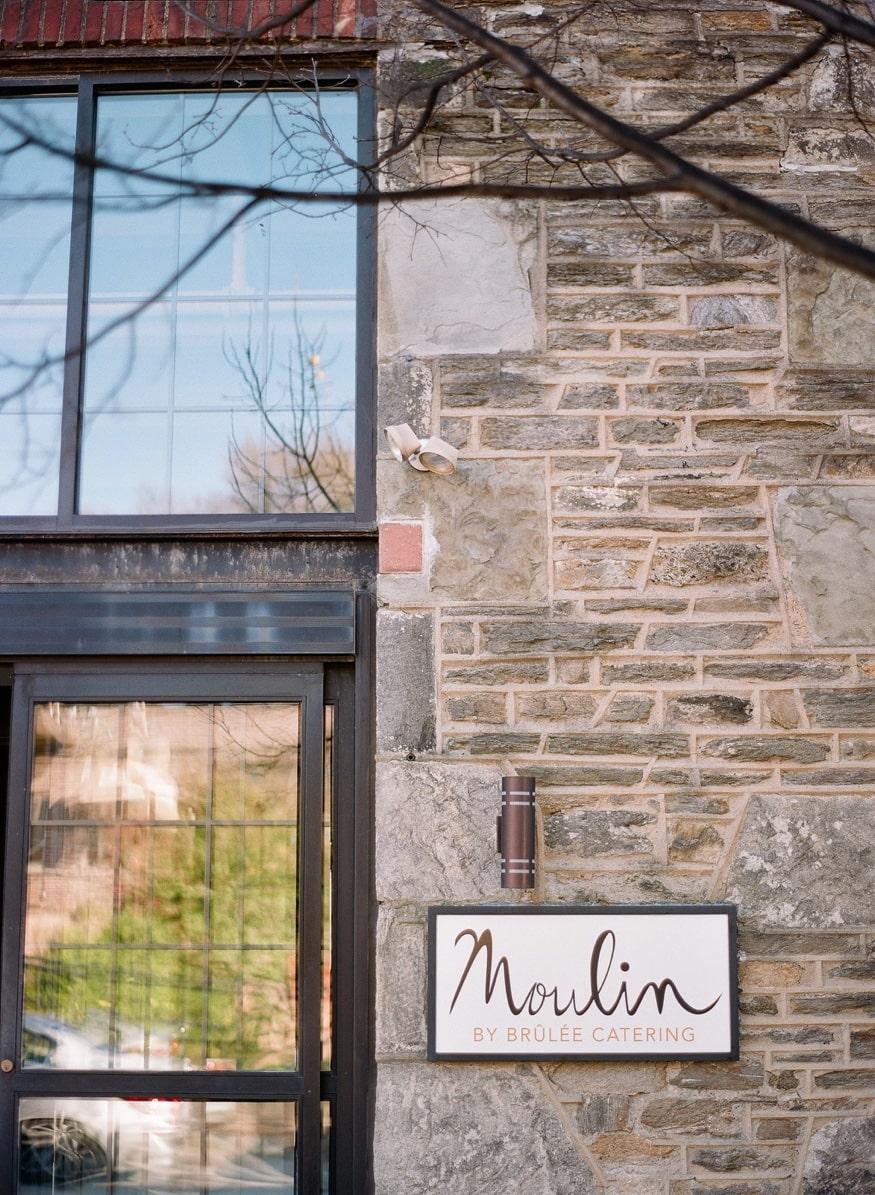 Moulin Philadelphia wedding.