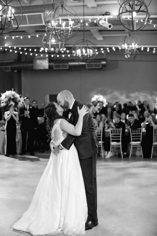 First dance at Moulin Philadelphi wedding.