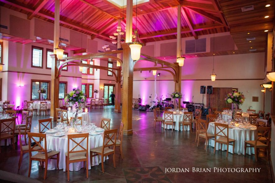 wedding reception at knowlton mansion