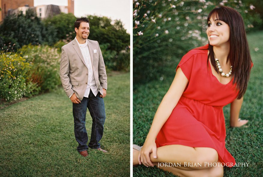 bride and groom portraits at chesapeake city engagement session