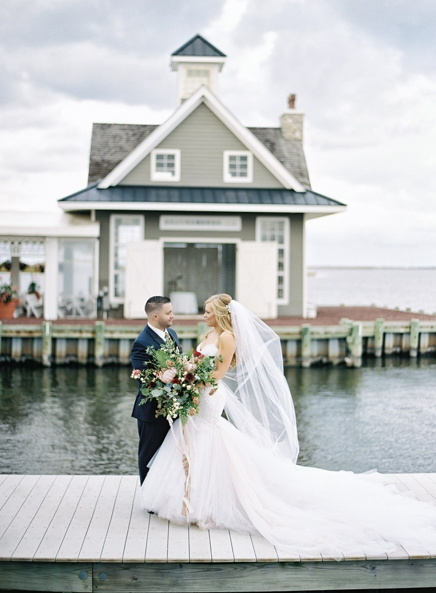 Mallard Island Estate wedding