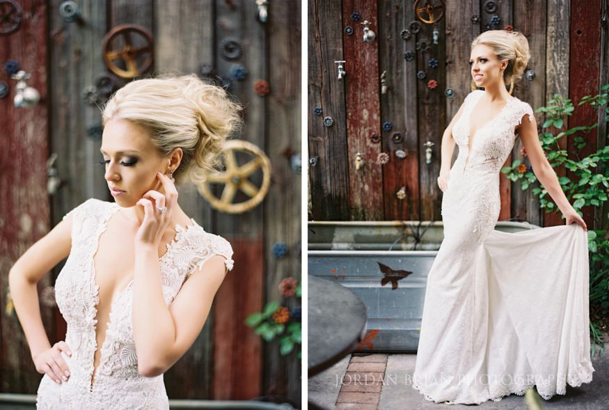 bride portraits at rittenhouse square before curtis center wedding