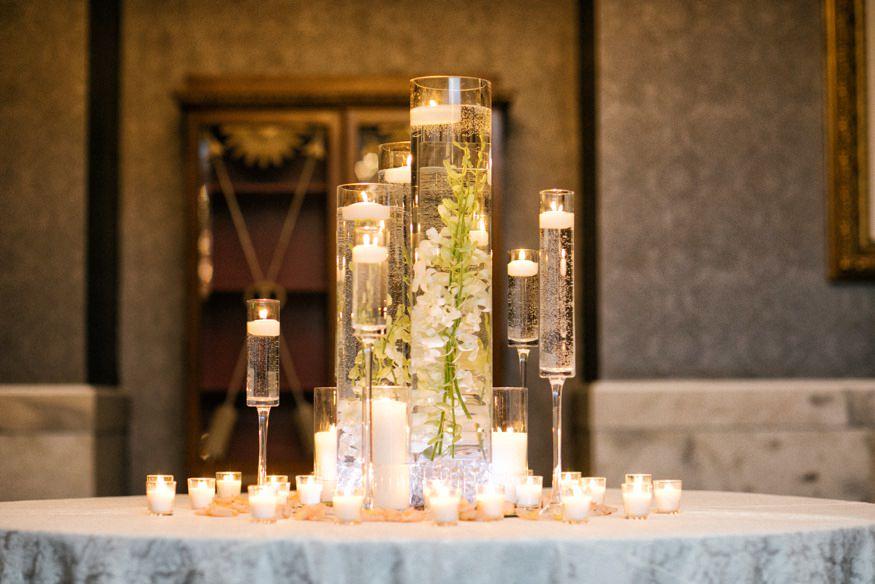 Ritz Carlton Philadelphia wedding ceremony.