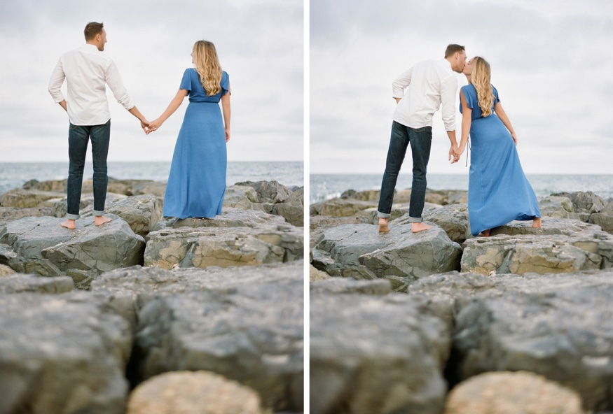 Sea Bright Engagement session.